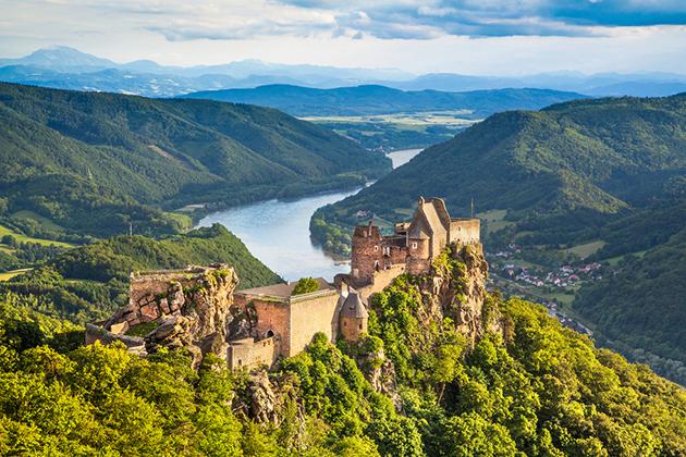 Rhine River vs. Danube River Cruises - Cruise Critic