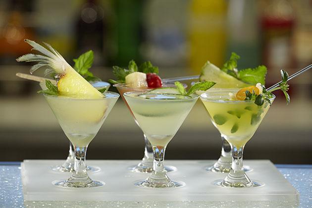 Celebrity Cruise Pool Bar Menu Drinks