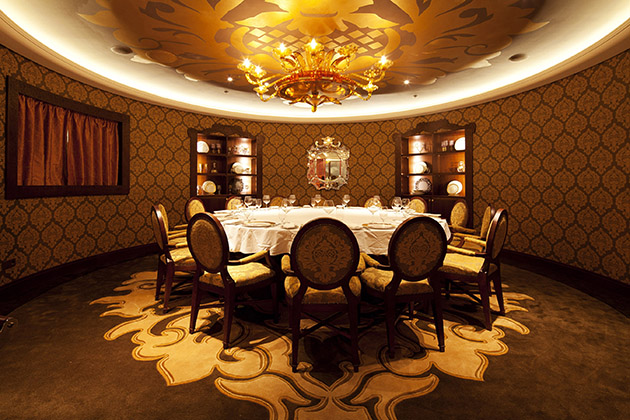 Palo Private Dining Room