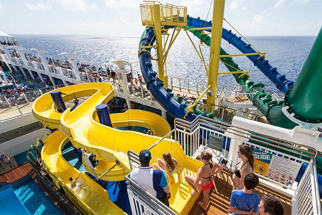 9 Best Cruise Ship Sun Decks Cruise Critic