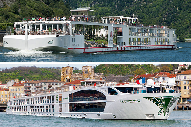 Viking River Cruises vs. Uniworld Boutique River Cruise Collection