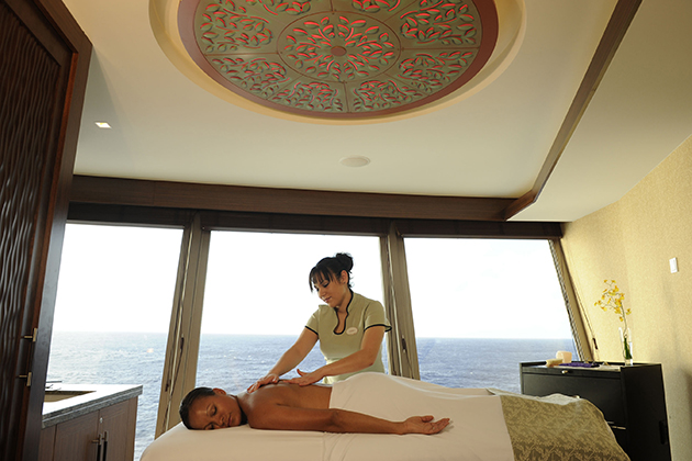 The Senses Spa