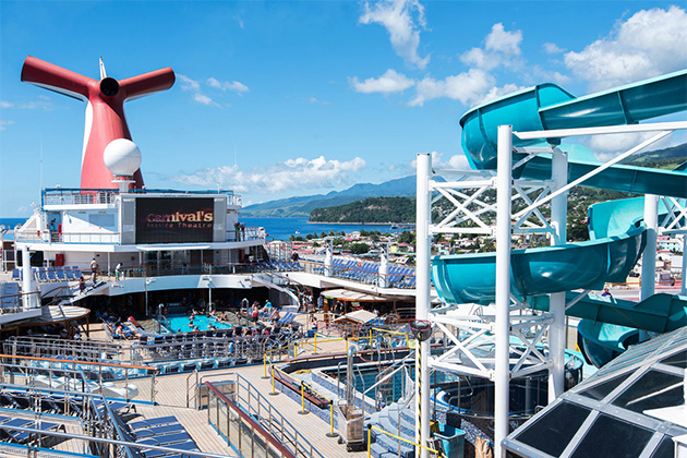 Carnival Liberty Cruise Ship - Reviews and Photos ...