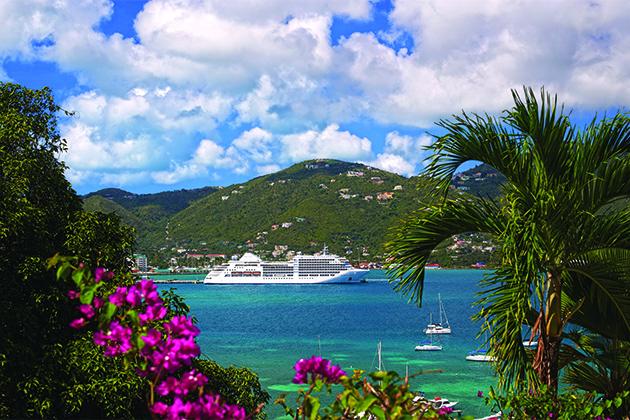 Silver Spirit in Tortola