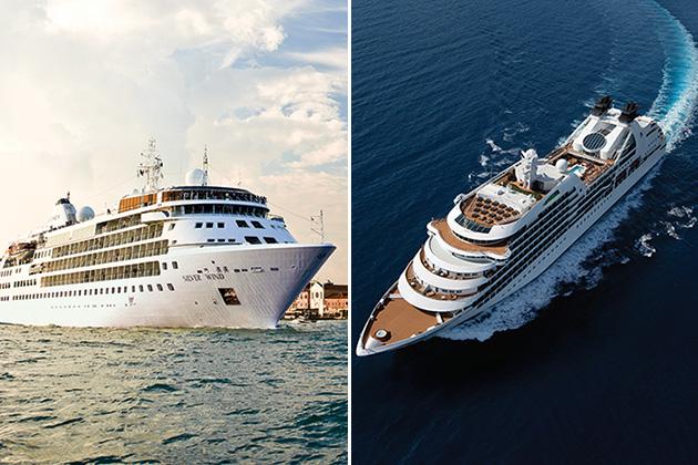Silversea vs. Seabourn