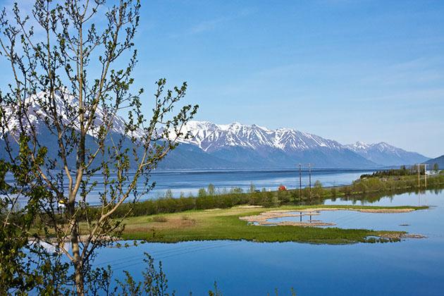 Alaska's Seward Highway