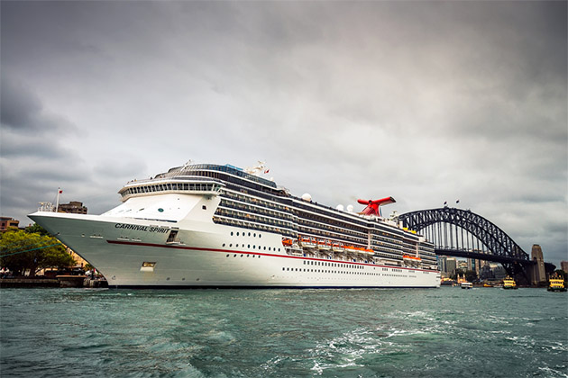 Carnival Cruise Line Australia VIFP Very Important Fun Person Loyalty Club