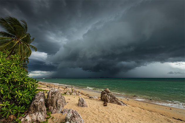 Cyclone Season Cruising In Australia And The South Pacific
