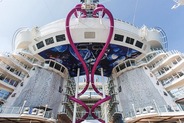 The Ultimate Abyss on Harmony of the Seas