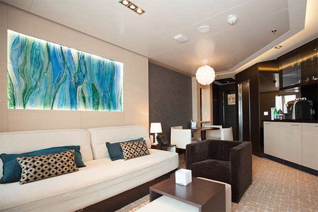 The Haven 2-Bedroom Family Villa on Norwegian Getaway