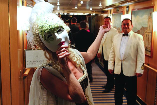 Venetian Society Reception