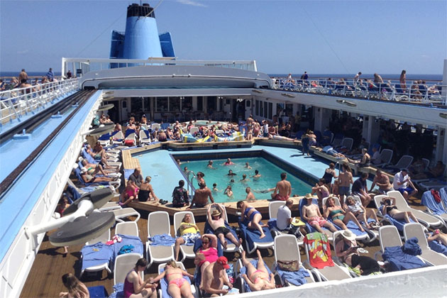 Top Ten Cruise Lines For Solo Cruisers Cruise Critic - Solo cruises