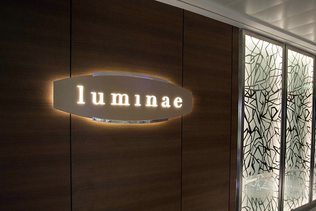 Luminae on Celebrity Eclipse