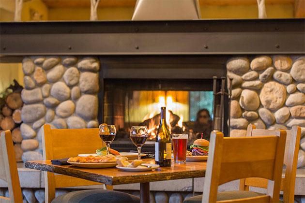 Dinner at McKinley Chalet Resort