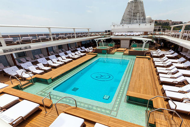 The Pool on Seven Seas Explorer