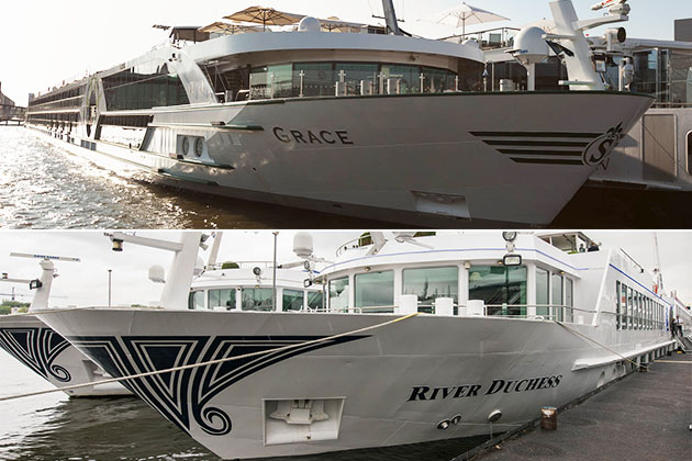 Tauck vs. Uniworld River Cruises