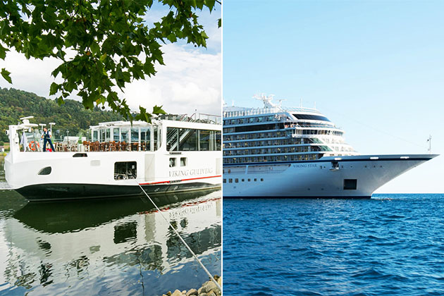 Viking River Cruises vs Viking Ocean Cruises