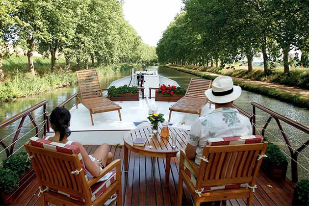 Abercrombie & Kent European Canal cruise