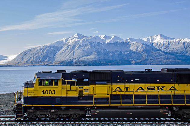 Build Your Own Alaska Cruise Land Tour South From Anchorage