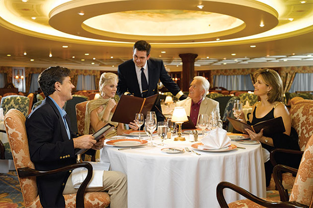 Restaurant Booking Rules on Marina amp Riviera  Cruise