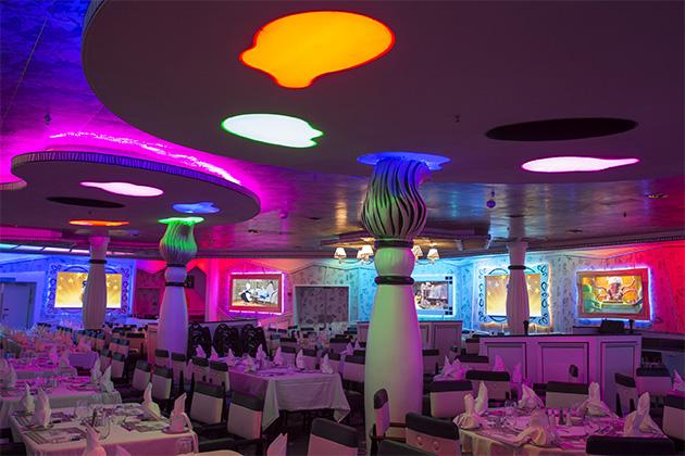 Disney's Animator's Palate restaurant