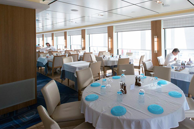 The Restaurant on Viking Star