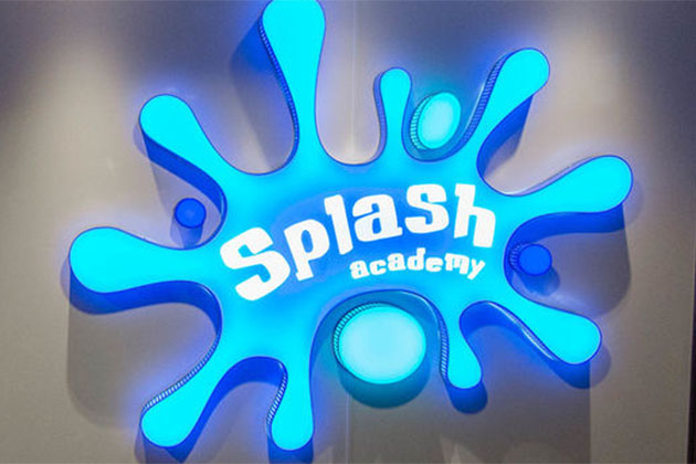 Splash Academy on Norwegian Escape