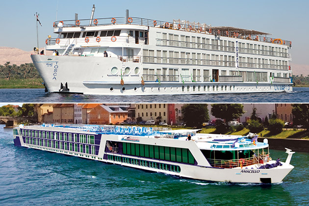 Uniworld vs AmaWaterways