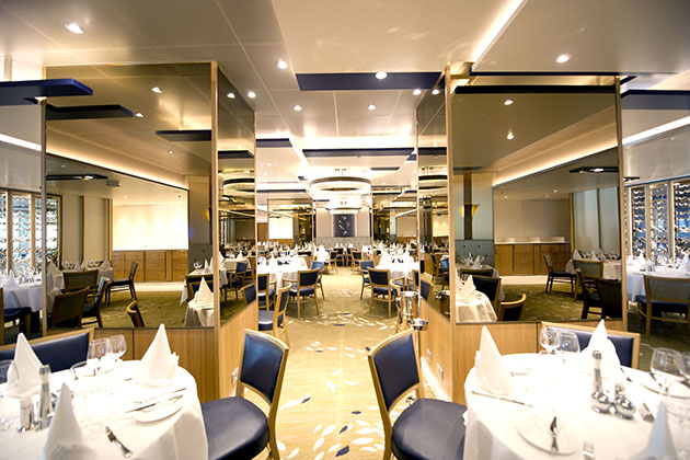 5 Best Cruise Ship Main Dining Rooms Cruise Critic
