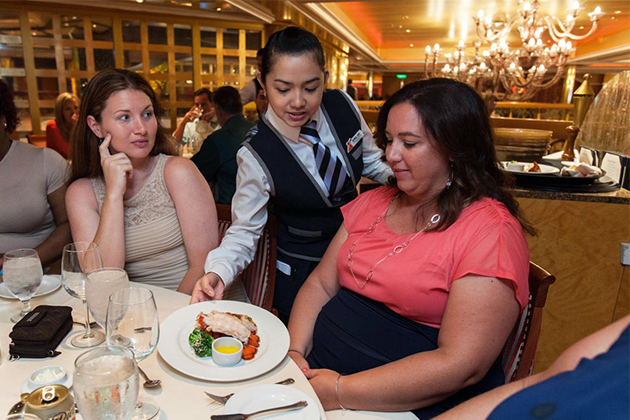 9 Things Not To Do In A Cruise Ship Main Dining Room