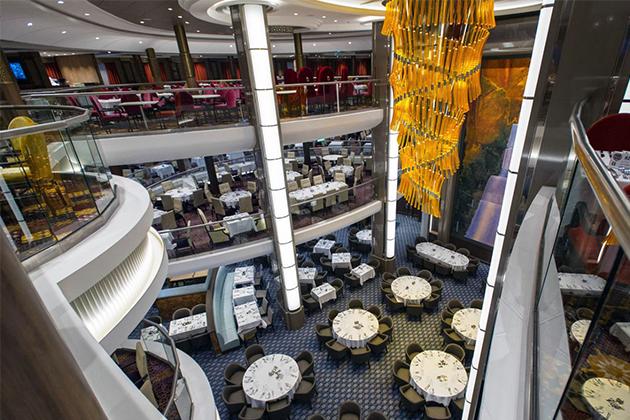 Harmony Of The Seas Silk Dining Room