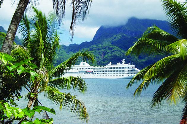 Silversea Tahiti cruise