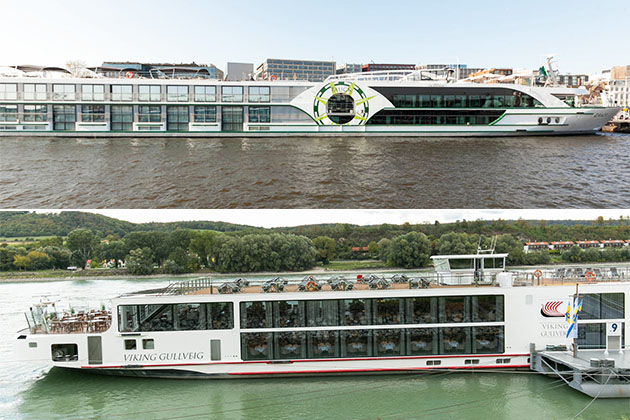 Tauck vs Viking River Cruises