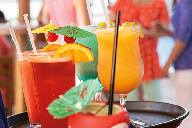 Top 5 Drinks On Carnival Vista  Cruise Critic