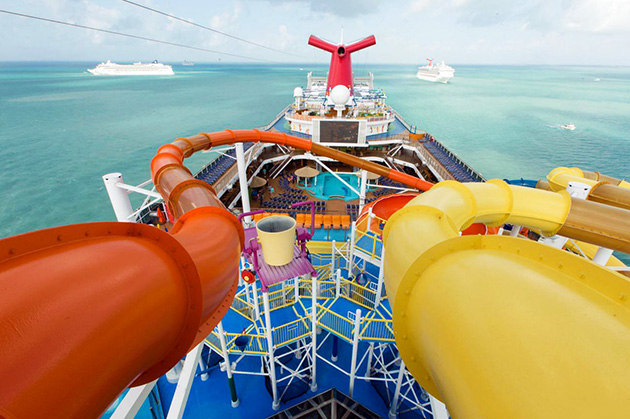 Carnival Waterworks Cruise Critic