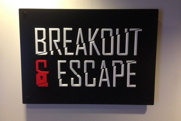 Breakout & Escape on TUI Discovery