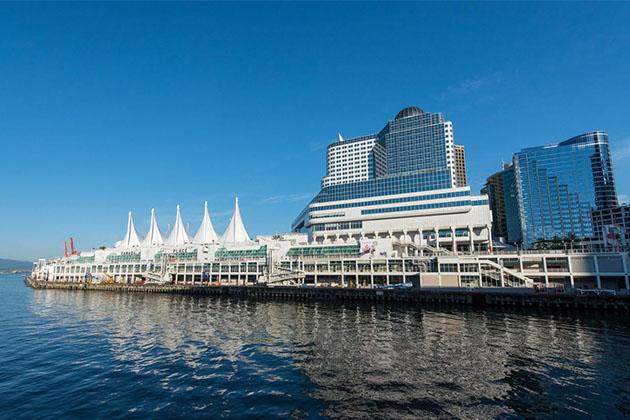 National Car Rental Vancouver Cruise Terminal
