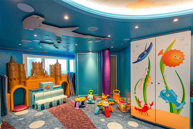 Camp Ocean on Carnival Vista