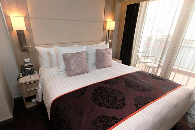 The Vista Suite on Koningsdam