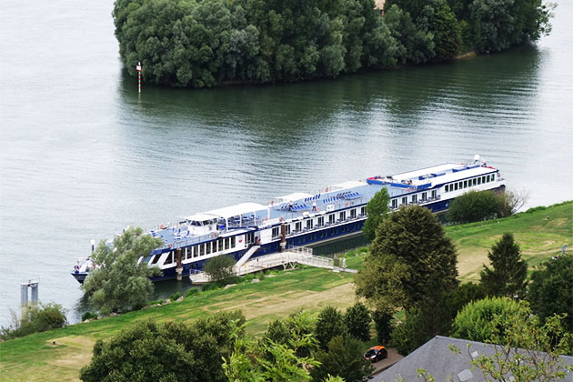 Grand Circle's MS Bizet on the Seine River