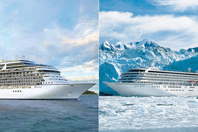 Oceania vs. Crystal Cruises
