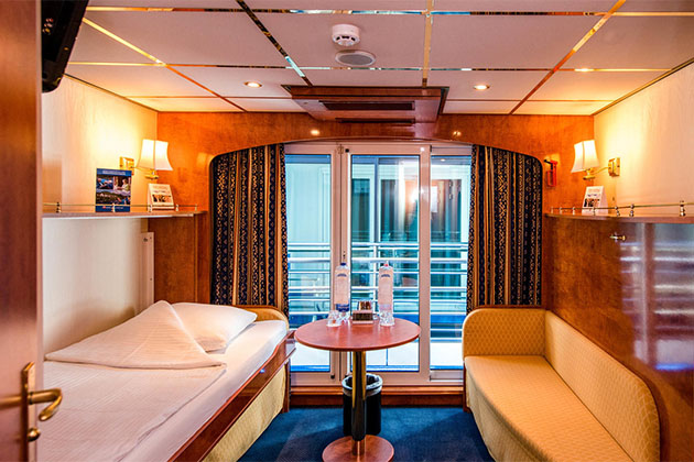 Princess Cruise Bunk Beds Not In Use