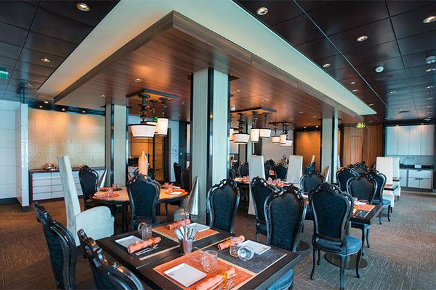 'Uniquely Unordinary' Dining Venue Debuts On Celebrity ...
