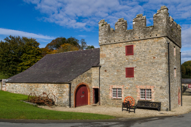 Castle Ward, County Down, Northern Ireland
