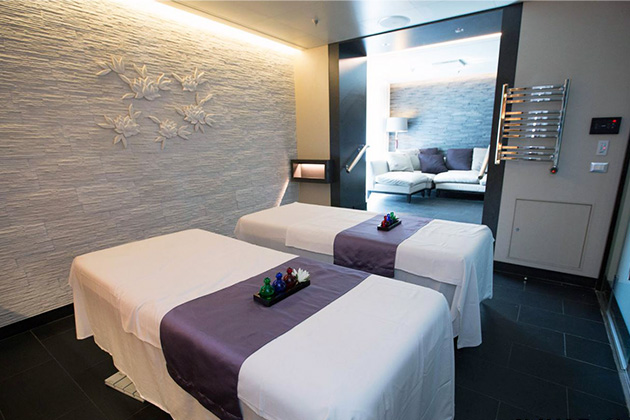Lotus Spa On Princess Cruises Cruise Critic