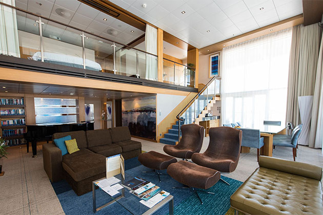 Royal Suite Class On Royal Caribbean Cruises