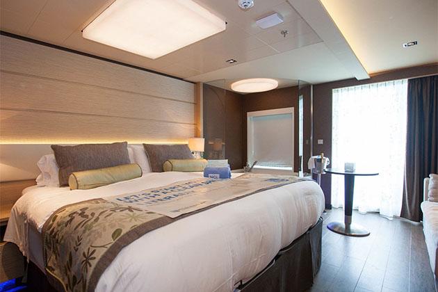 The Haven Spa Suite on Norwegian Getaway