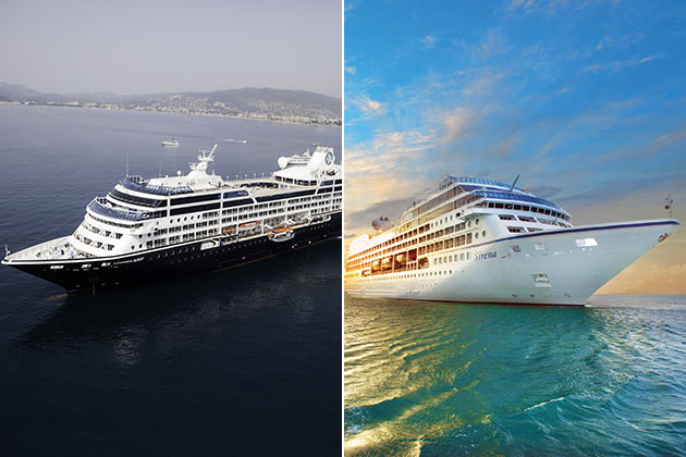 Azamara Club Cruises vs. Oceania Cruises