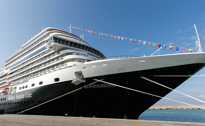 Koningsdam Here S A List Of Details About New Holland America Ships