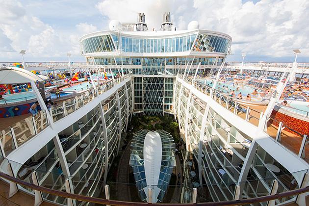 Celebrity cruises suite class on